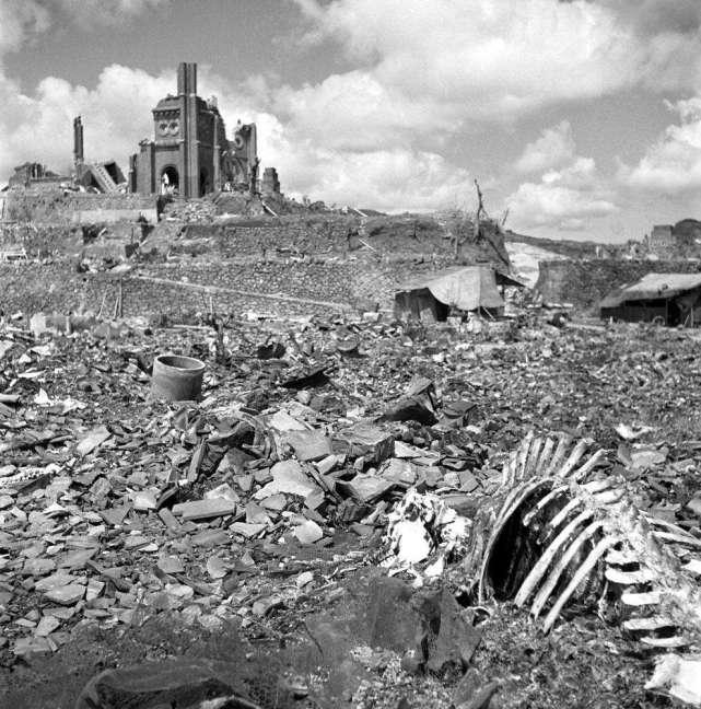 74年过去了,原子弹轰炸后的广岛怎么样了?现状成谜
