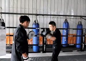 万通文武曲子昂-天津北辰WBA第一人