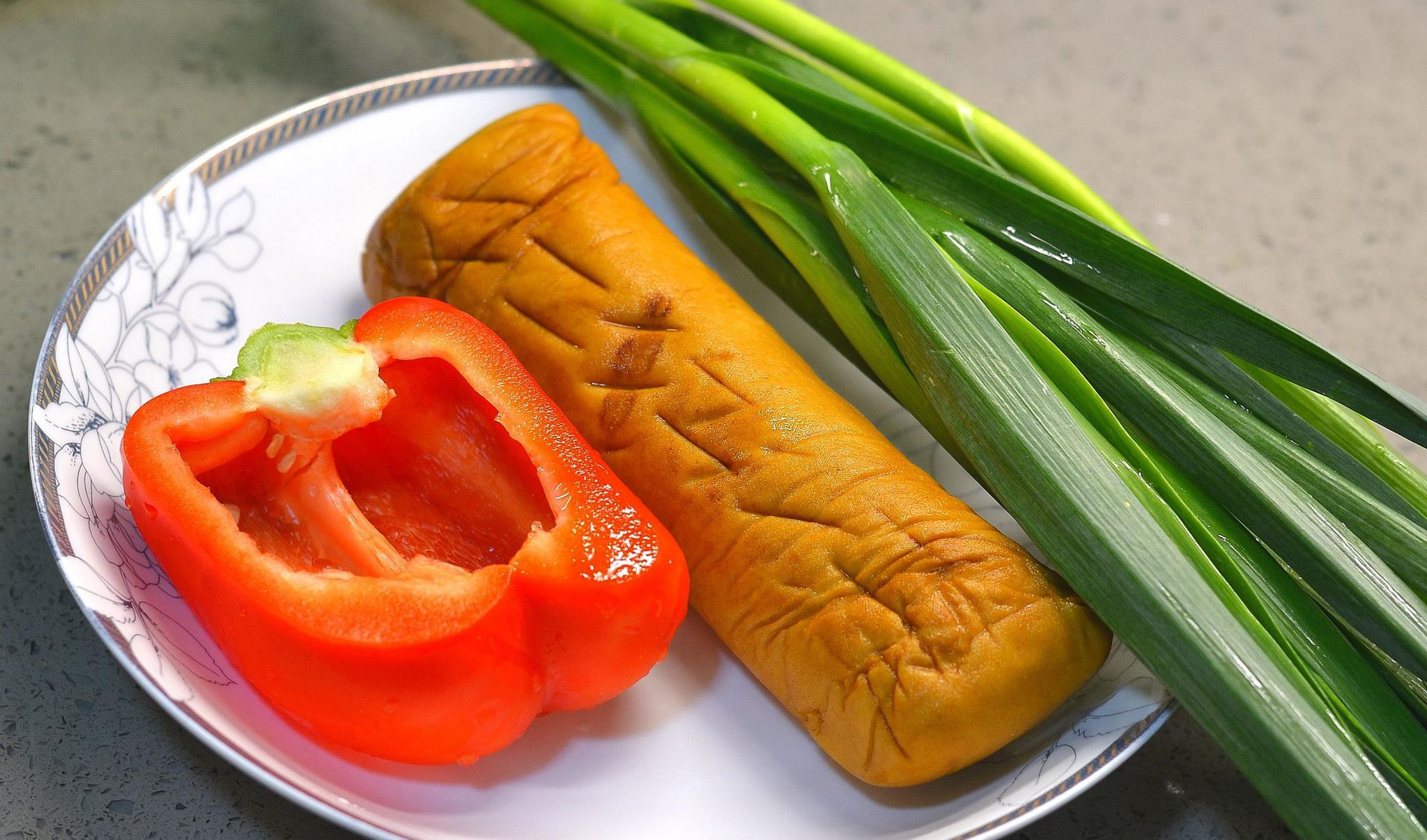 这种美味大豆食品,价廉物美、营养丰富,吃起来有嚼劲