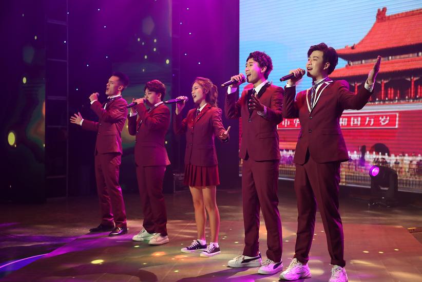 第三届辽宁高校校园好声音决赛在大艺举办