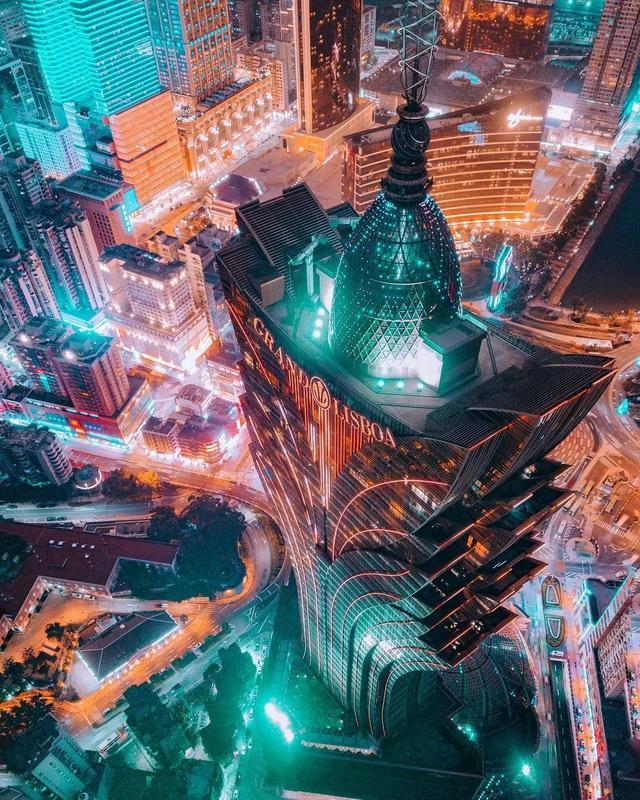 拍烂的中国城市还能拍什么?看看潮范儿摄影师的精彩摄影