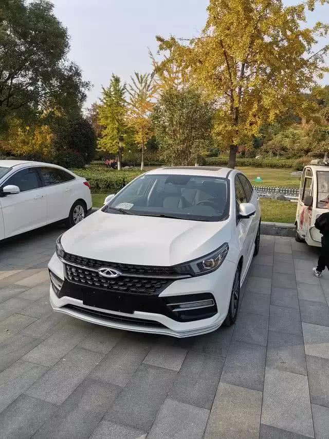 仅售8万元的国产车颜值担当!艾瑞泽GX登场,国产有望了!