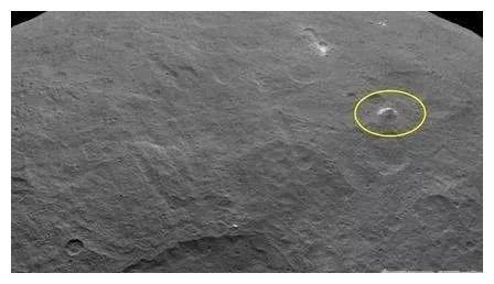 谷神星上大金字塔曝光,真的是外星人太空站?