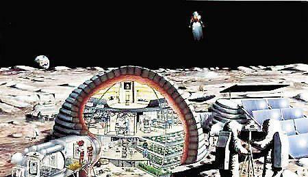 中国要在月球建造发电站?把电能运回地球