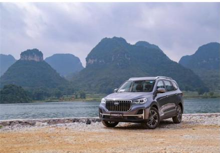 超实惠的大7座SUV,配2.0L引擎,不到7万元的SWM斯威G05攻入市场