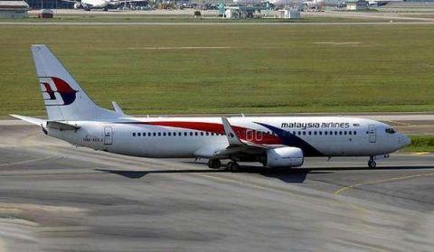 马航MH360出故障返航 其航班号前身为MH370!