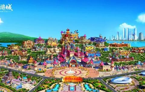 西安恒大文化旅游城新品即将发售,8字头抢新中式湖景美宅