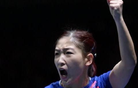 坚如磐石!刘诗雯的稳定发挥是国乒赢球的保证