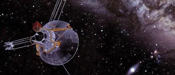 首个星际飞船来到185亿公里外,不是旅行者1号,也不是旅行者2号