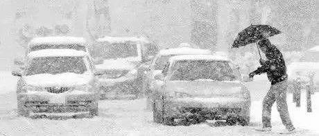 紧急提醒!济南下半年首个寒潮预警来了!直降10℃!冷风+冰雨马上来