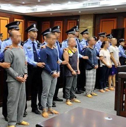 2人死刑2人无期!南宁集中宣判11起毒品犯罪案