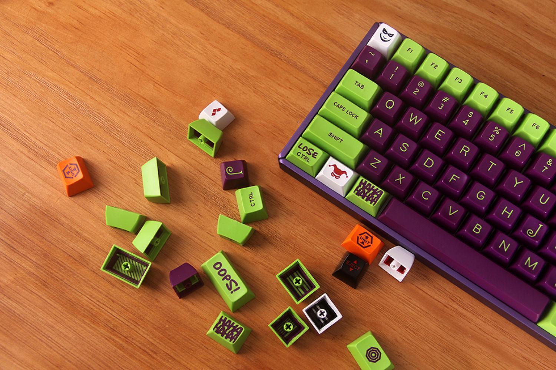 IQUNIX F96 JOKER版无线双模机械键盘体验