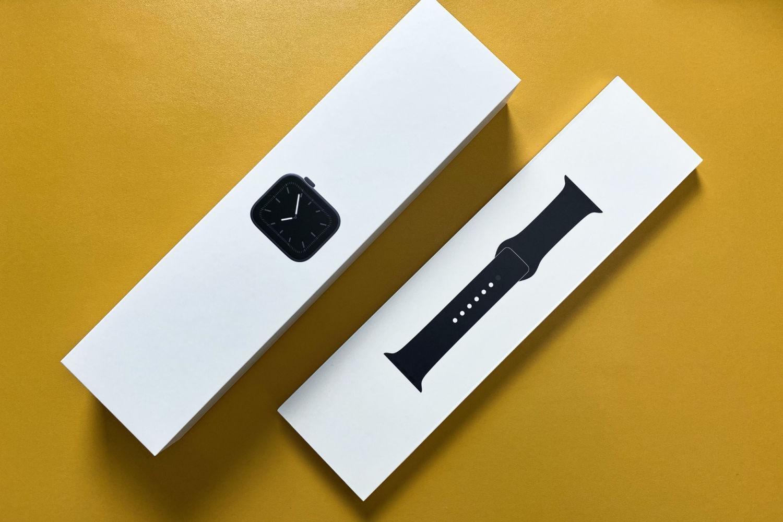 苹果第一款真正的手表:Apple Watch 5开箱速评