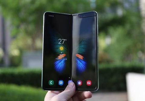 三星新折叠屏手机入网了,性能比Fold更强,还支持5G网络