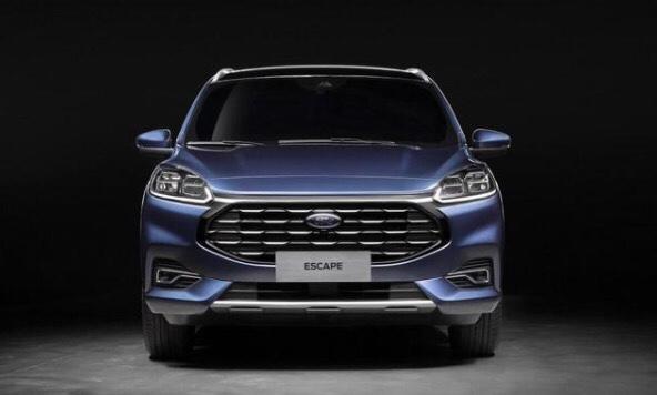 长安福特全新Escape正式定名为锐际,新车将与翼虎同台销售!