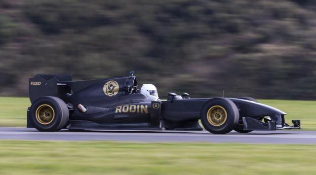 普通人的F1——实现你一级方程式赛车梦想的FZED赛车