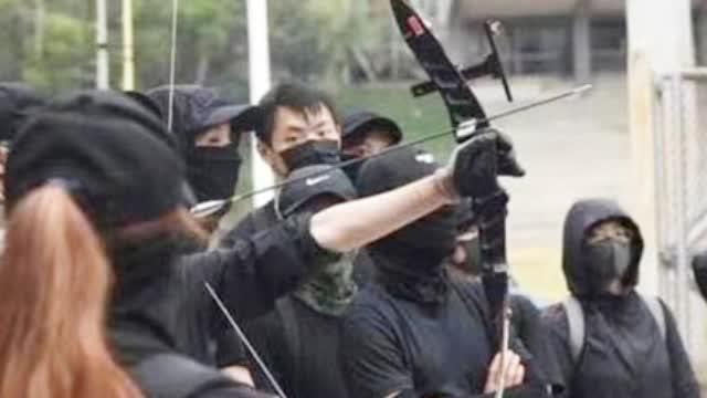 视频-胡锡进:香港正在滑向一场严重的人道主义灾难