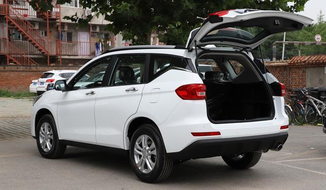 真正务实的家用车,放倒后排有超2000L载物空间,配1.5T6.6万起