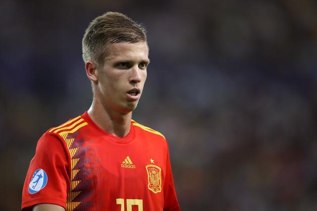 奥尔默:克罗地亚对我有兴趣 但想为西班牙效力