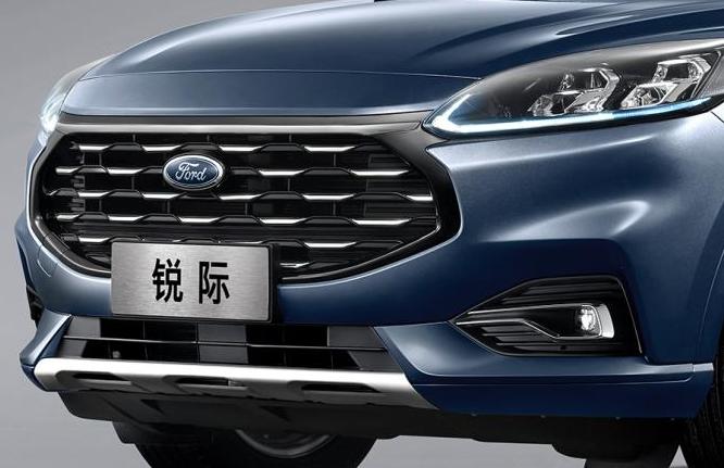 福特Escape正式定名锐际!将亮相广州车展 配自动泊车+全景影像