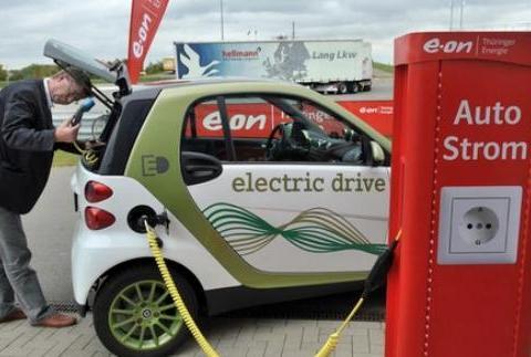 电动车该何去何从?德国政府表示增加补贴,加油干
