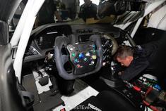 高清汽车美图:BMW M2 CS Racing 内部座舱