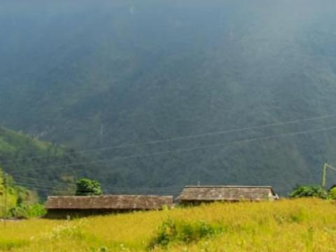 """喜马拉雅山深处神秘""""世外桃源"""",曾是一个独立王国,已有600多"""