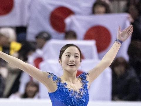 """她是日本体坛""""可爱果"""",在父亲教导下学会滑冰,如今最想拍电影"""