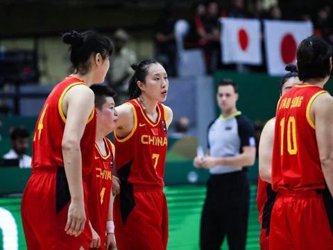 FIBA公布奥运资格赛中国女篮12人名单:双塔领衔 邵婷李梦在列