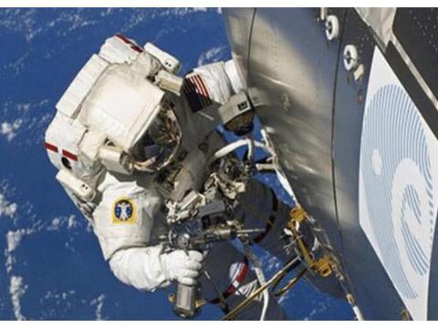 国际空间站为什么有不间断的氧气?网友:涨知识了