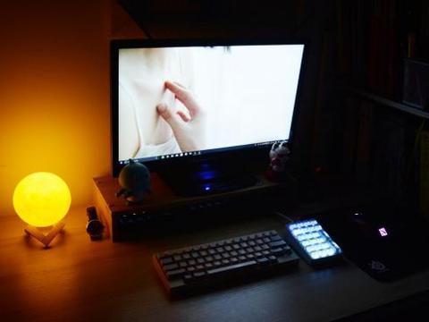 「日系大汉原汁原味」 从日本收了一把15年前的键盘