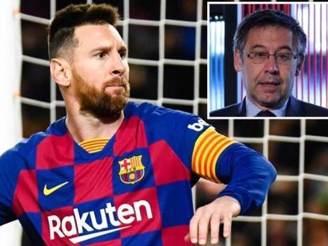"""""""巴托梅乌:梅西是我们的领袖,他至少会在这踢到37岁"""""""