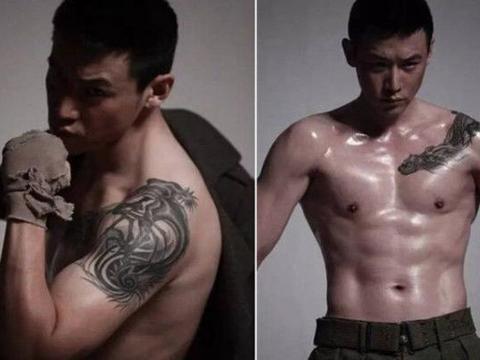 明星们的纹身陆毅为老婆,陈伟霆为工作,而她是为了遮挡伤疤