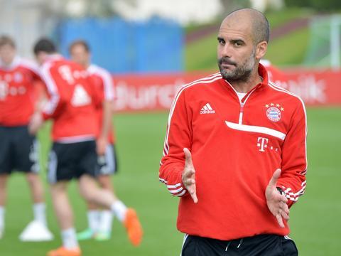 瓜迪奥拉可能返回拜仁,他在德国的房产尚未变卖