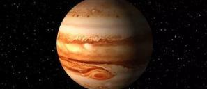 木星是气态行星,大气层若被全部吹走,最后会剩下什么?