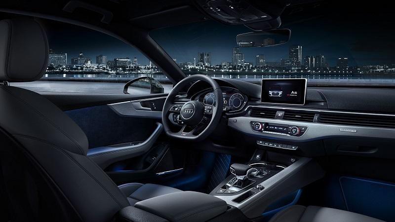 奥迪A5国六版车型上市 售价区间37.98-56.38万元