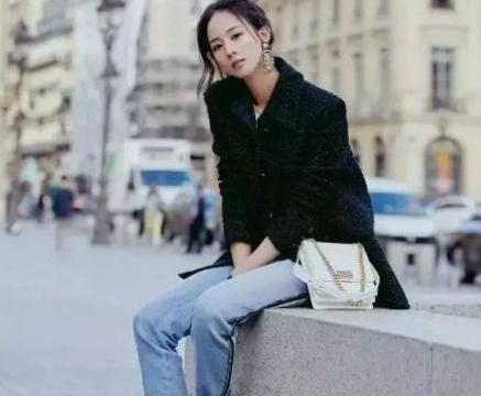 张钧甯的空气刘海造型,堪称毁容,换了刘海的她气质全无