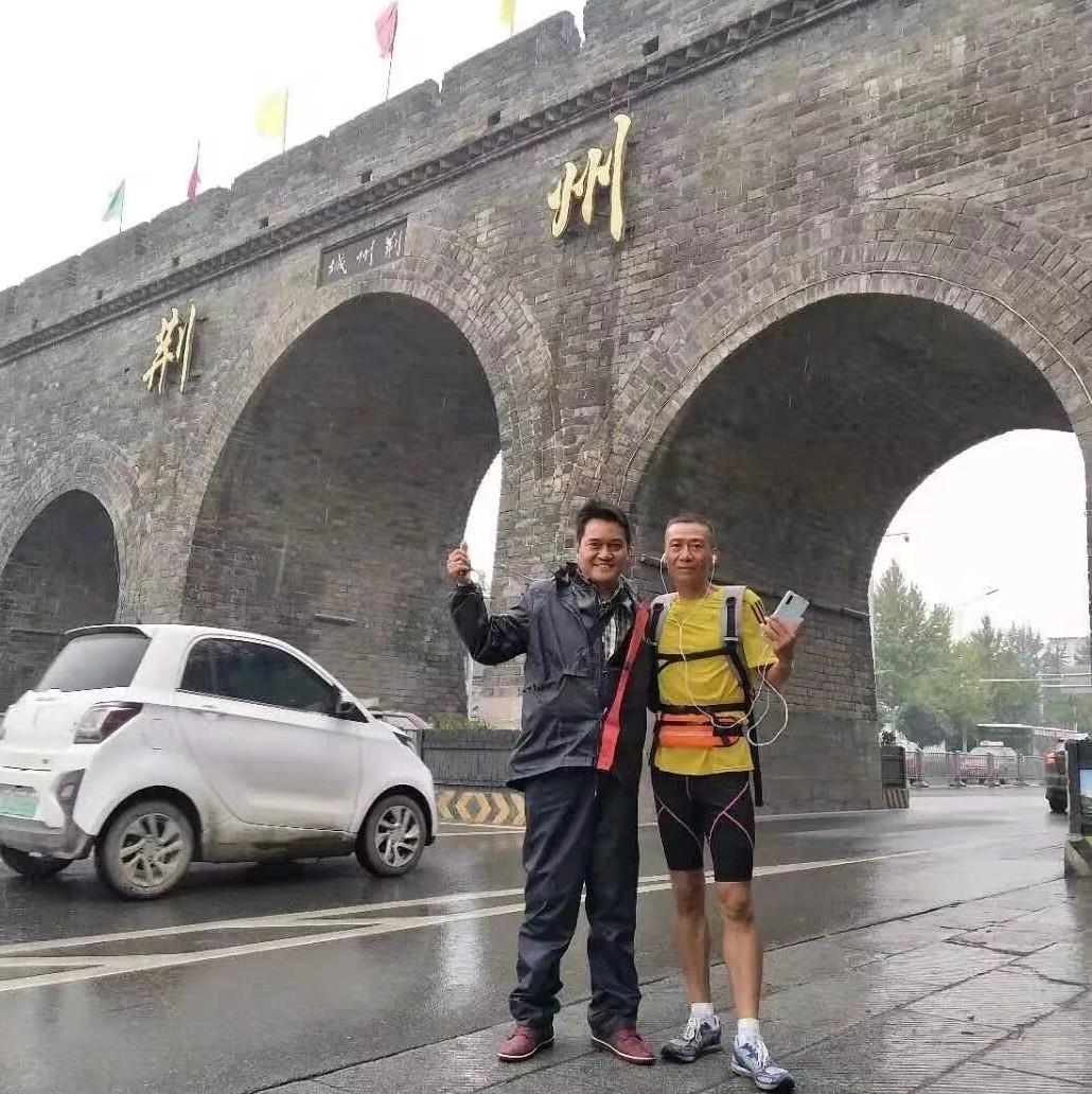 新闻追踪!40天,焦作跑步爱好者唐社家跑了近1400公里!跑到三亚不是梦!