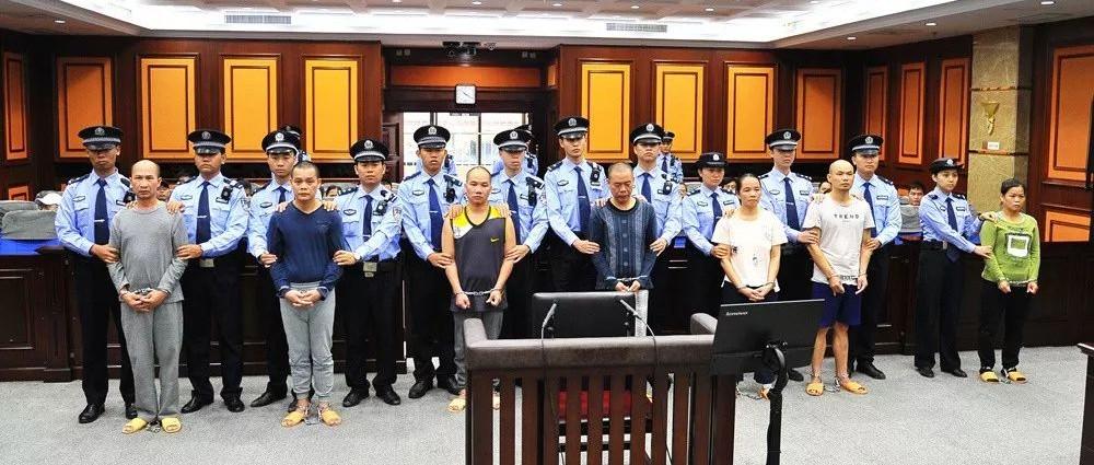 2人死刑!广西宣判11起毒品犯罪案,17人获刑