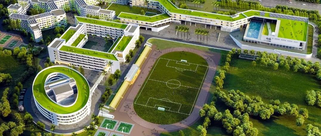@三亚家长,上海外国语大学三亚附属中学预计明年9月招生
