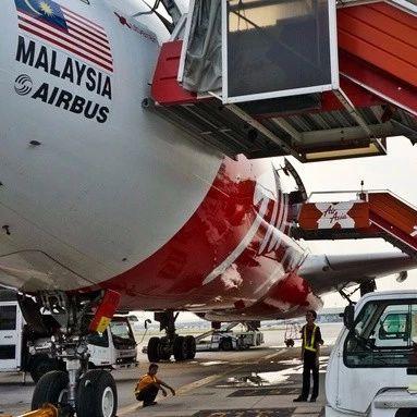 马航MH360又出问题了...这次是飞往北京!