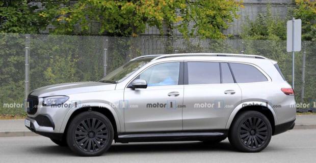 售价或超20万美元 美国制造最昂贵车型?迈巴赫GLS即将首发