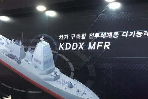 055大驱仿造不出,就山寨052D驱逐舰?小国神盾舰刚亮相就落伍