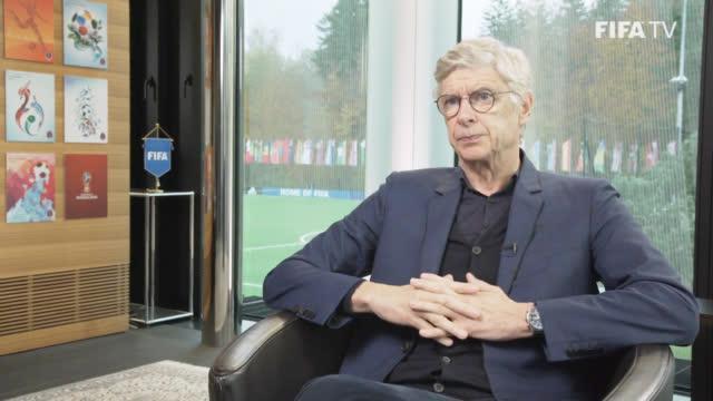国际足联:温格出任世界足球发展总监