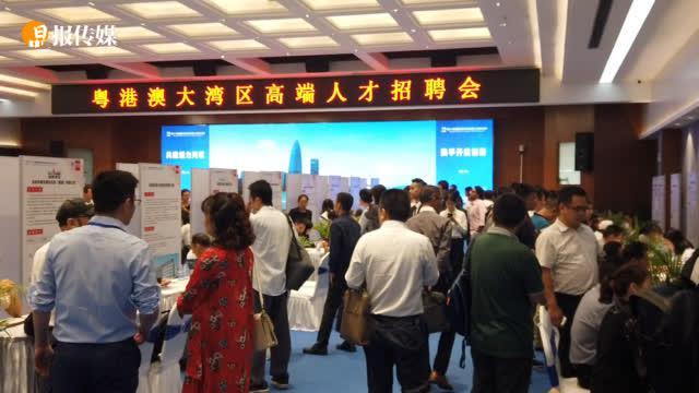 年薪高达200万!深圳高交会人才招聘会提供了近千个年薪50万以上岗位