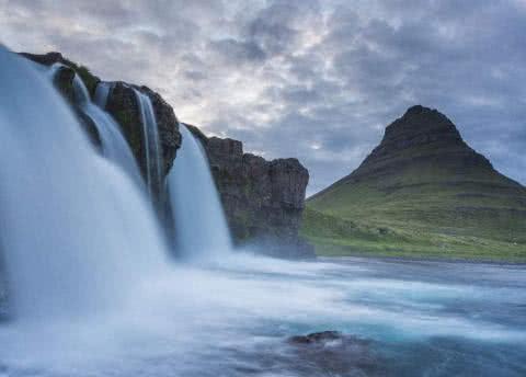 冰岛极光美景,足够让人感慨不枉此行,冰岛是旅行不二选择