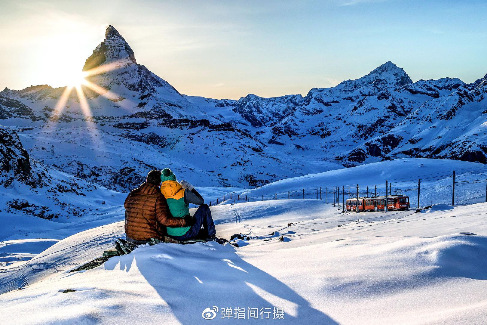 """瑞士最美雪山 不是著名的少女峰 而是这座低调的""""欧洲山王"""""""