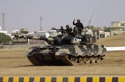 巴基斯坦加强装甲力量,应对印度T-90威胁,从塞尔维亚采购T-55N