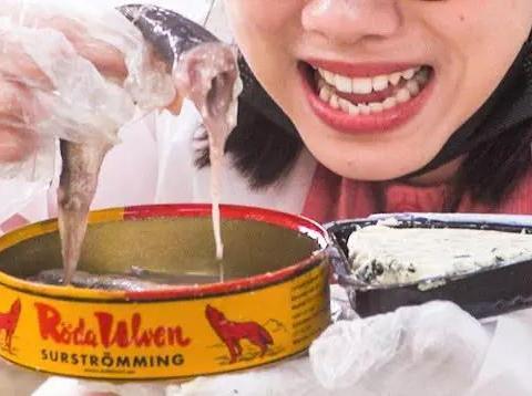 """遭人嫌弃的""""鲱鱼罐头"""",臭还难吃,为何没停产?瑞士人:吃错了"""