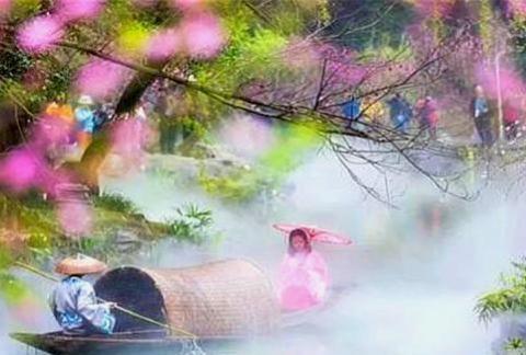 酉阳,一个被称为是现实中桃花源的地方,你去过吗?
